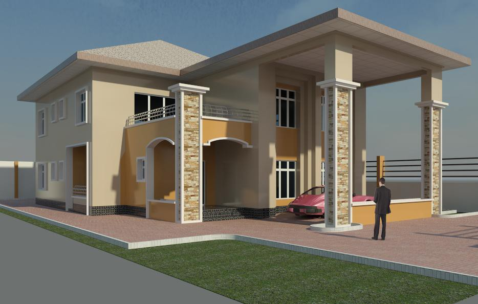 Affordable Architectural Design Building Construction
