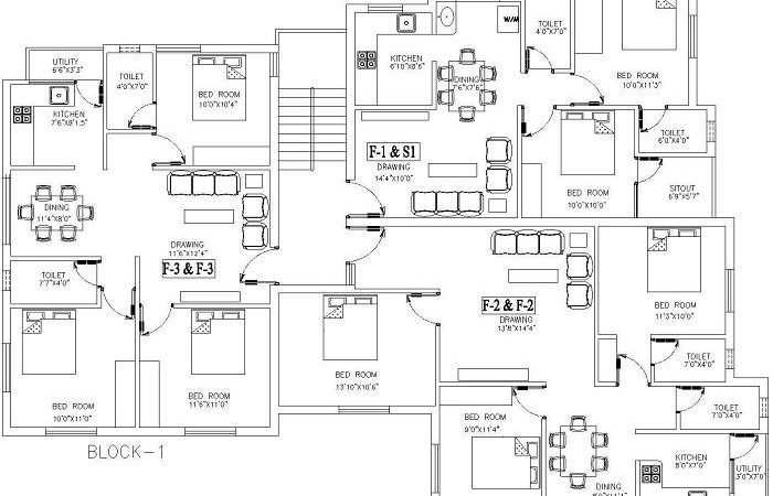 Amazing Draw House Plans Drawing Floor