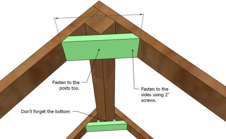 Ana White Playhouse Deck Diy Projects