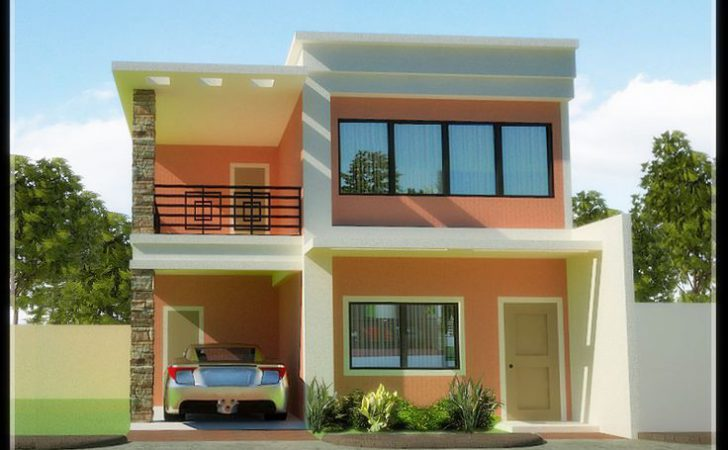 Architecture Two Storey House Designs Floor