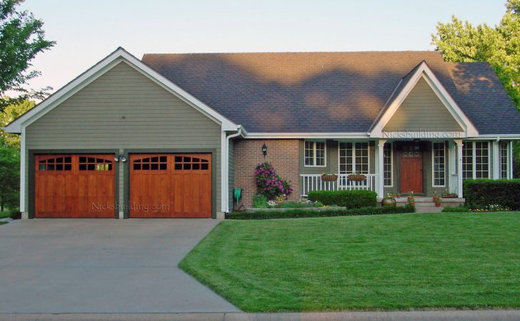 Artistic Craftsman Garages Home Plans Blueprints