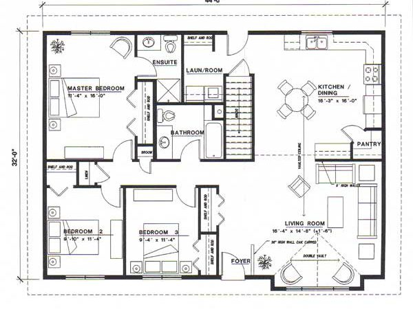 Awesome Addition Lovely Kitchen Pantry Blueprints