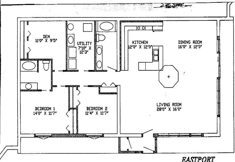 Awesome Earth Contact House Plans Berm Home
