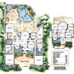 Awesome Tuscan Home Plans Style House Floor
