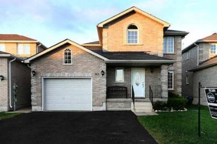 Beautiful Detached Home Law Suite Barrie