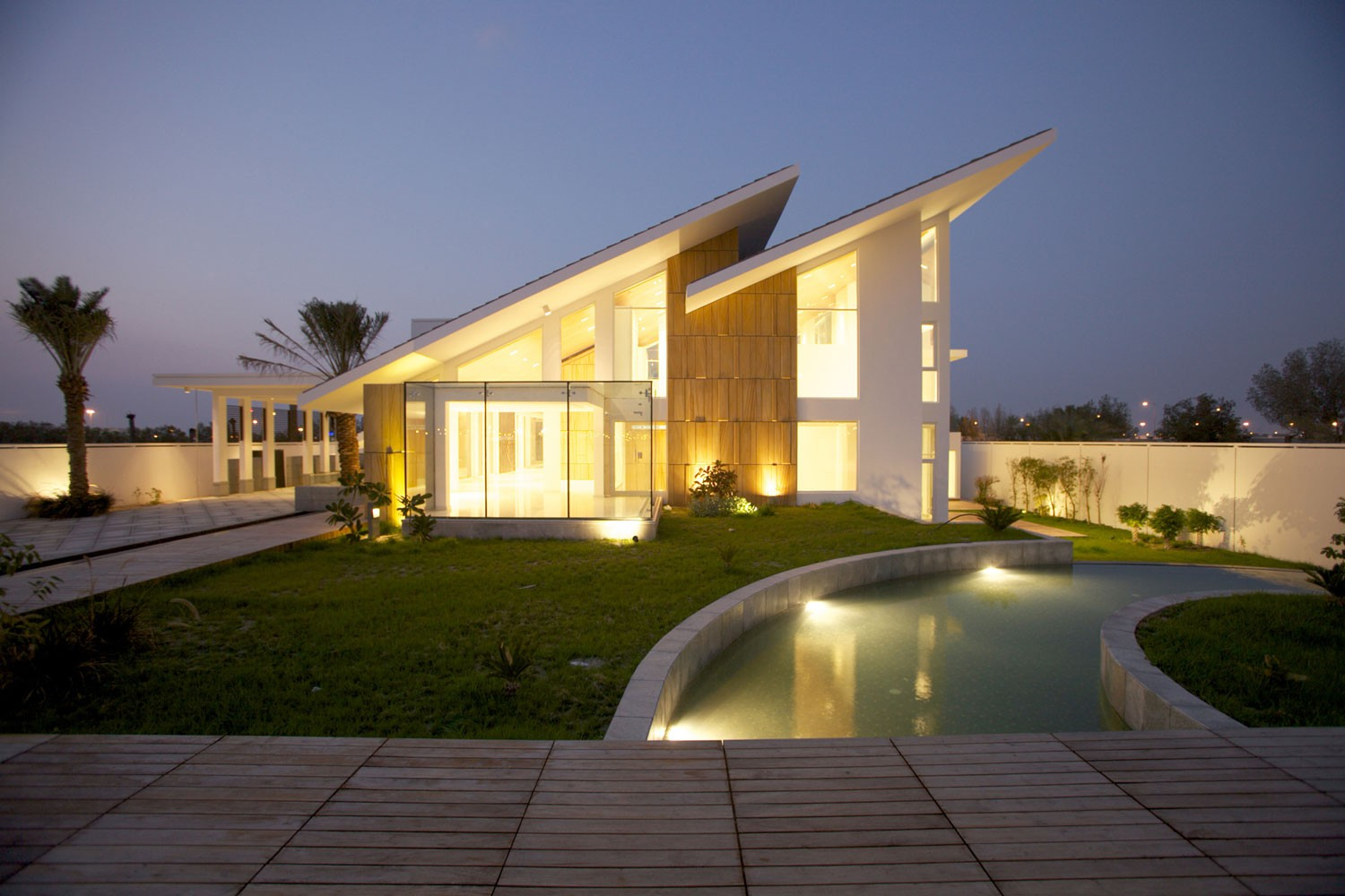 Beauty Modern Roof Designs Houses House Design