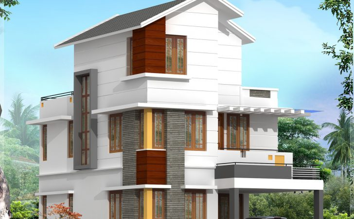 Bedroom House Plan Less Cents Home Kerala Plans