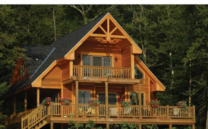 Chalet Style Home Plans Eplans