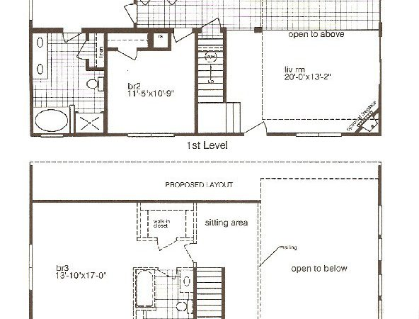 Chalet Style Modular Home Floor Plans Find House