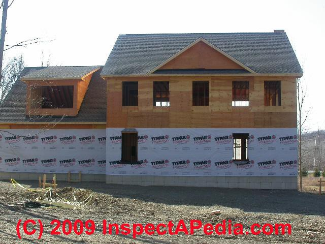 Choose Install Housewrap Tyvek Typar Homewrap