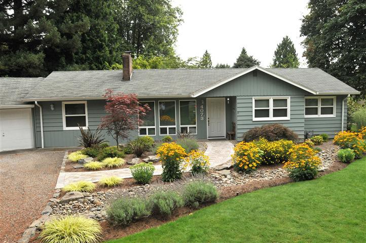 Concerting Front Yard Landscaping Ideas Ranch Style Homes