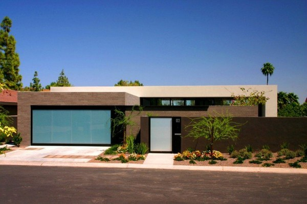 Contemporary Home Lake Arizona Freshome