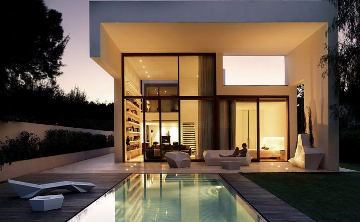 Contemporary Home Valencia Spain