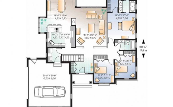 Cool Empty Nester House Plans