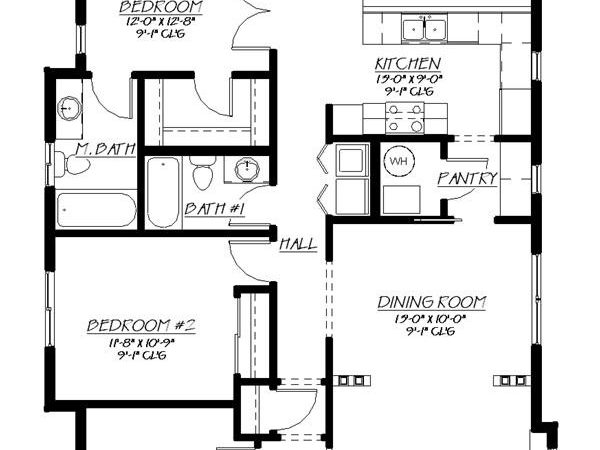 Cool Small House Plans Home Constructions