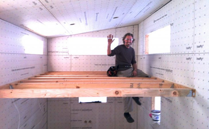 Cost Build Tiny House Home Reveal Tinyhousebuild