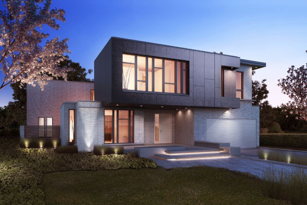 Crafthouse Modern Homes Toronto Bayview Village