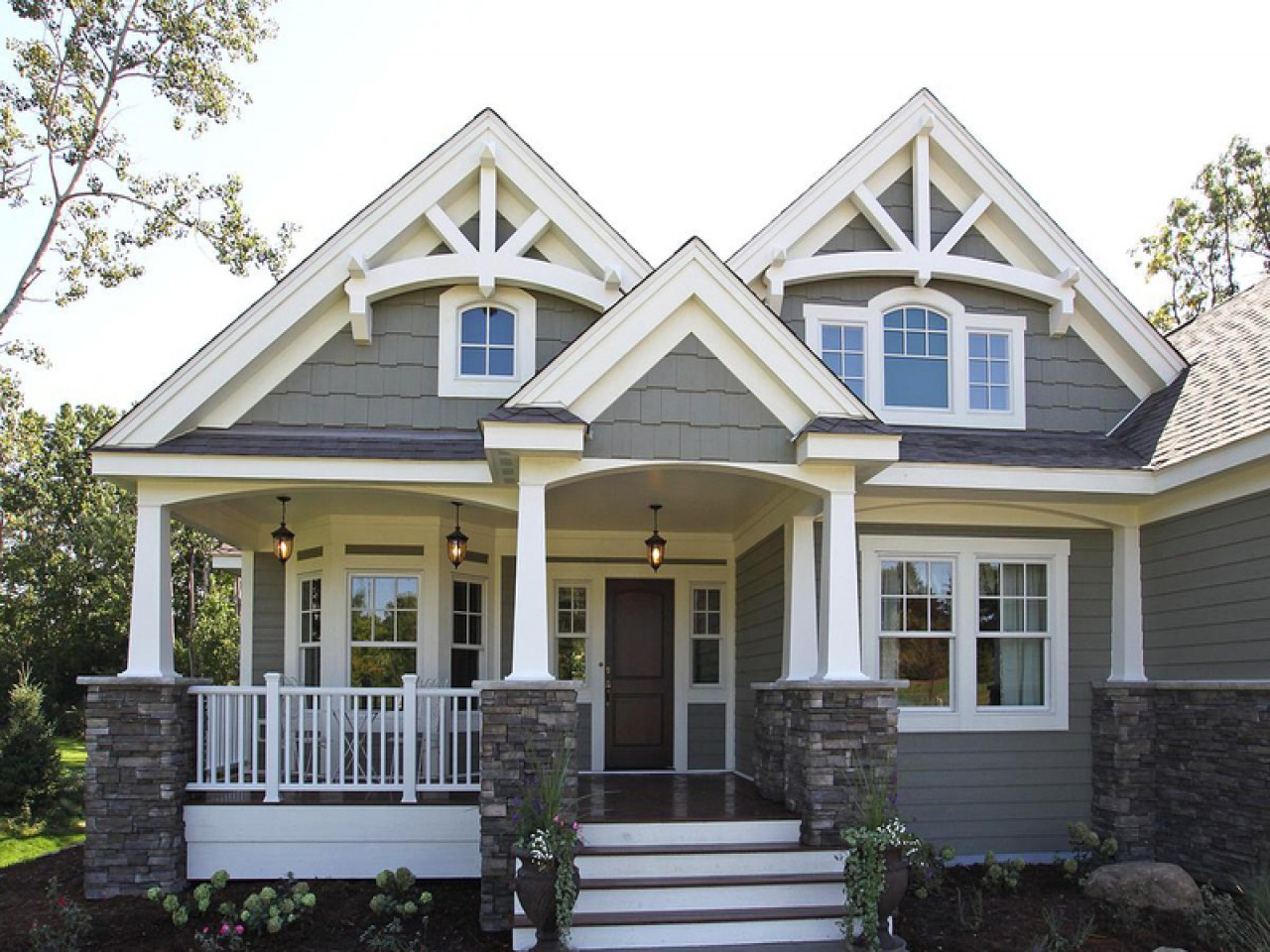 Craftsman Windows Styles House Plans Ranch