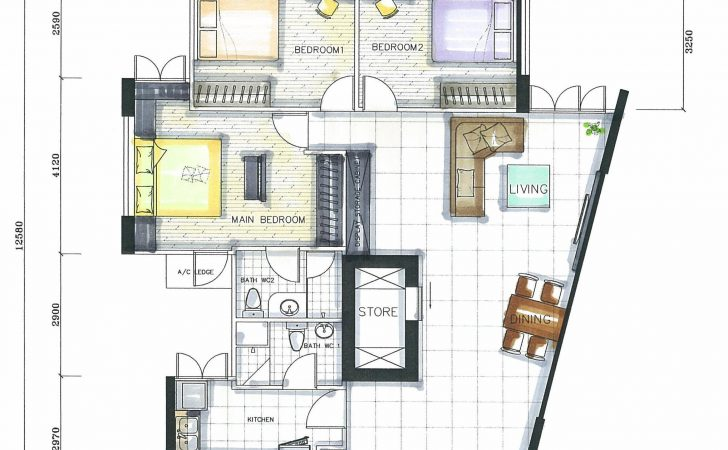 Design Out Our Little Palace