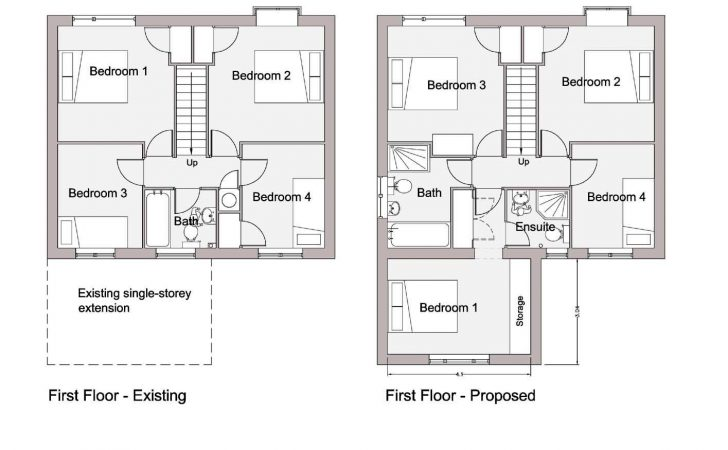Drawing Plans House Style