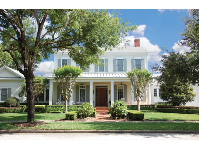 Eplans Colonial House Plan Traditional Revival