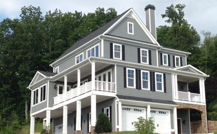Eplans Colonial Style House Plan Breathtaking Views
