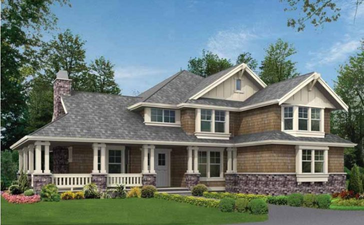 Eplans Craftsman House Plan Classic Style