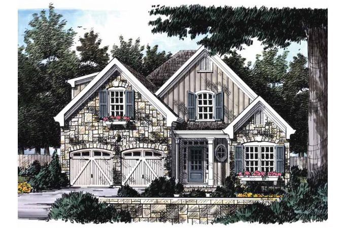 Eplans French Country House Plan Beauty