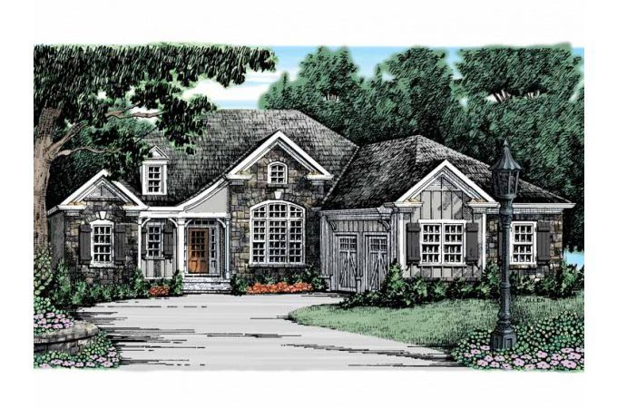 Eplans French Country House Plan Inviting Rustic
