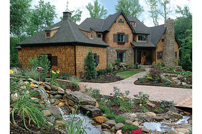 Eplans French Country House Plan Reminiscent Old