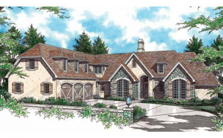 Eplans French Country House Plan Rustic European