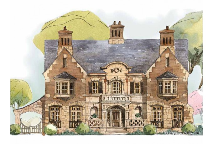 Eplans French Country House Plan Welcome English