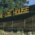 Famous One Log House Buy Redwood