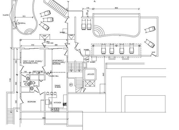 Floor Plans Caribbean Holiday House Vacation