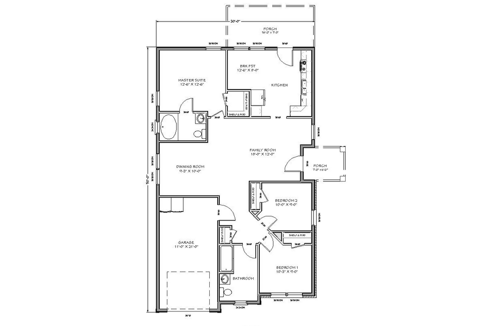 Floor Plans Tiny Houses Simple Design Make