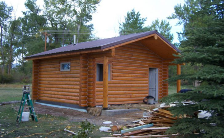 Fresh Log Cabin Plans Small House