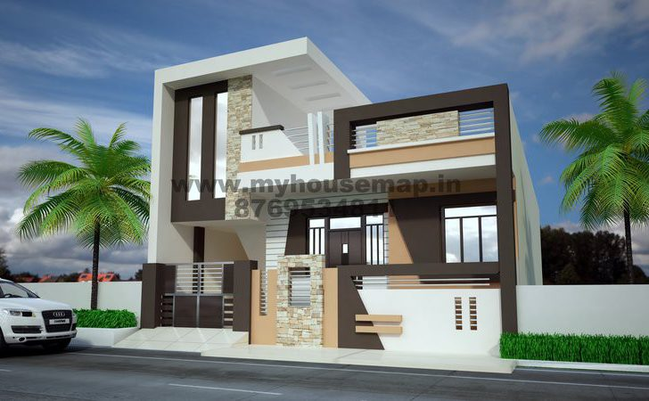 Front Elevation India Home Design House