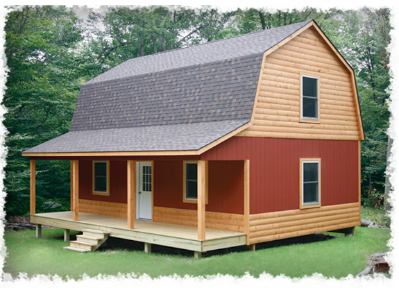 Gambrel Roof House Plans Vintage Home