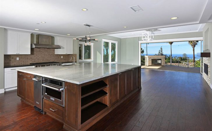 High End Contemporary Kitchen Designs Natural