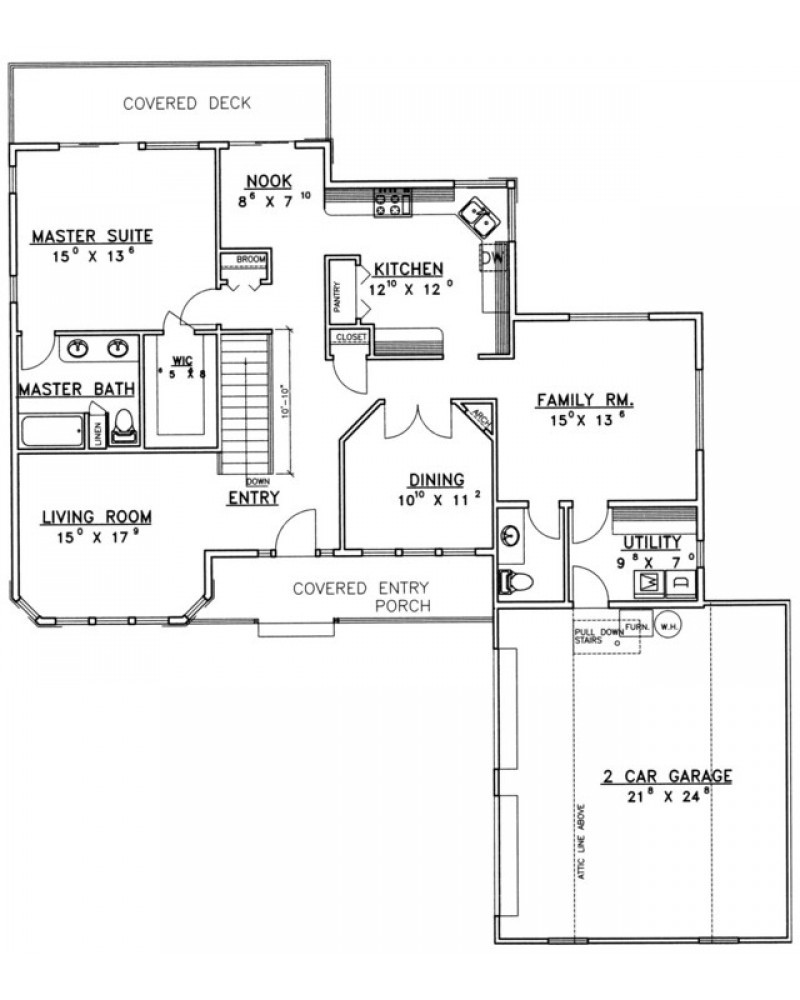 High Piling House Plans