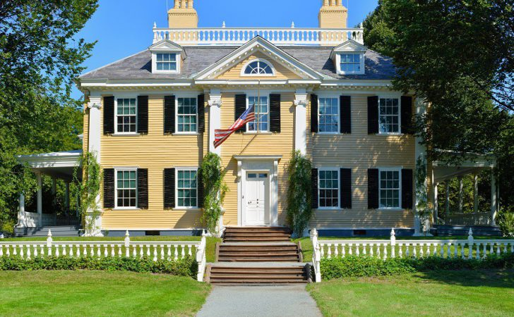 Home Architecture Colonial