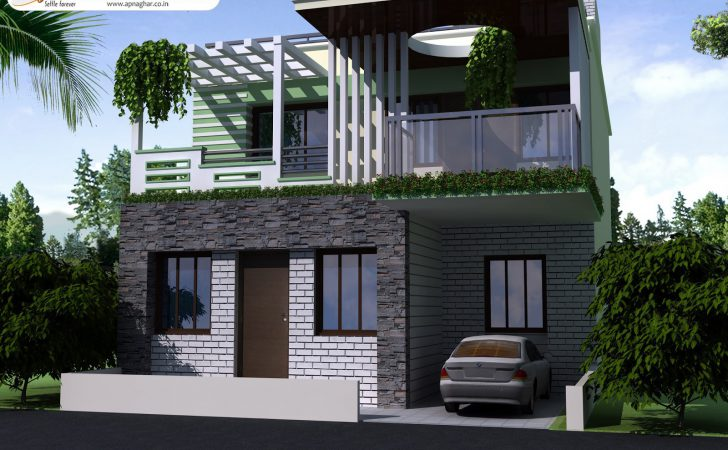 Home Elevation Design Software Also Awesome Duplex House