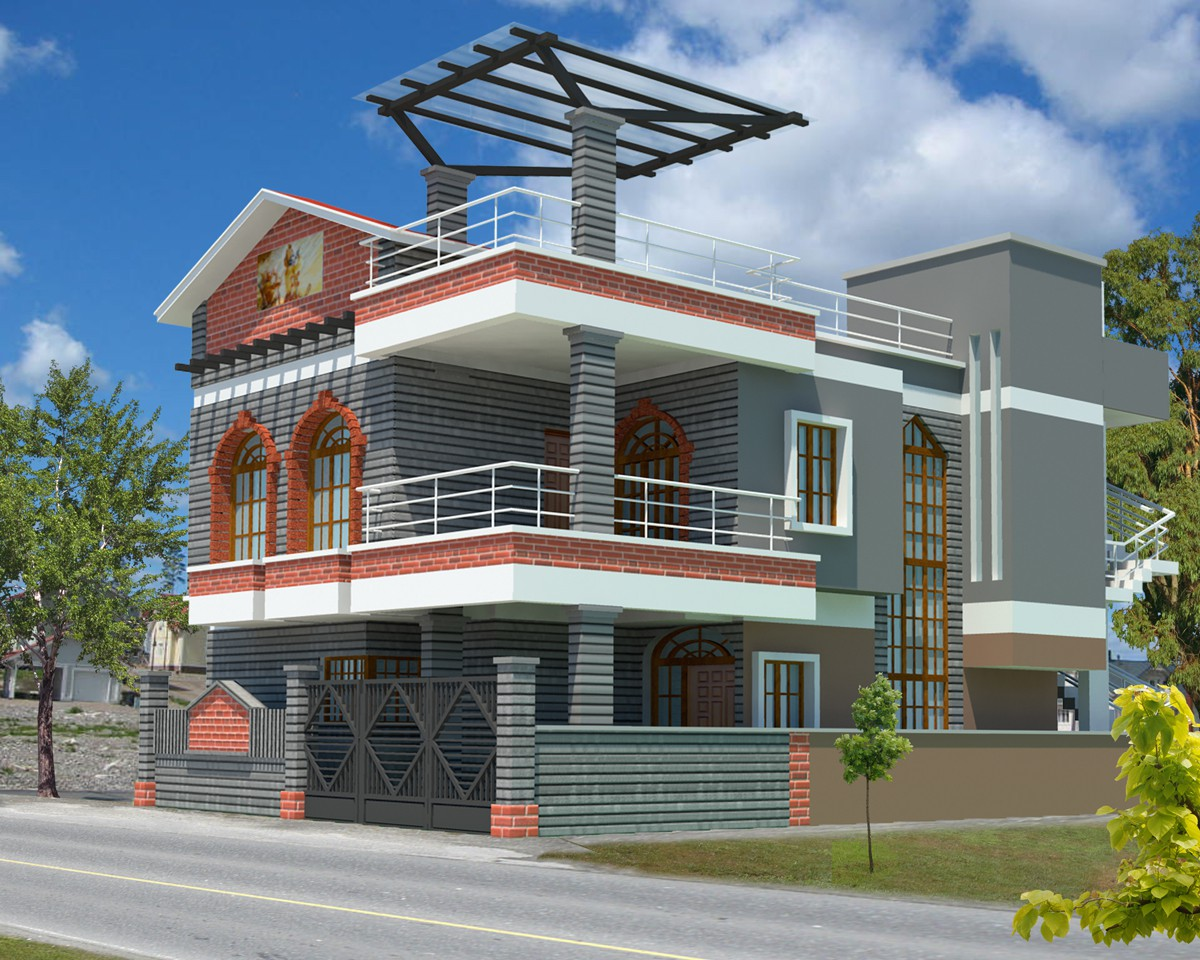 House Plan Implementation Max Modern