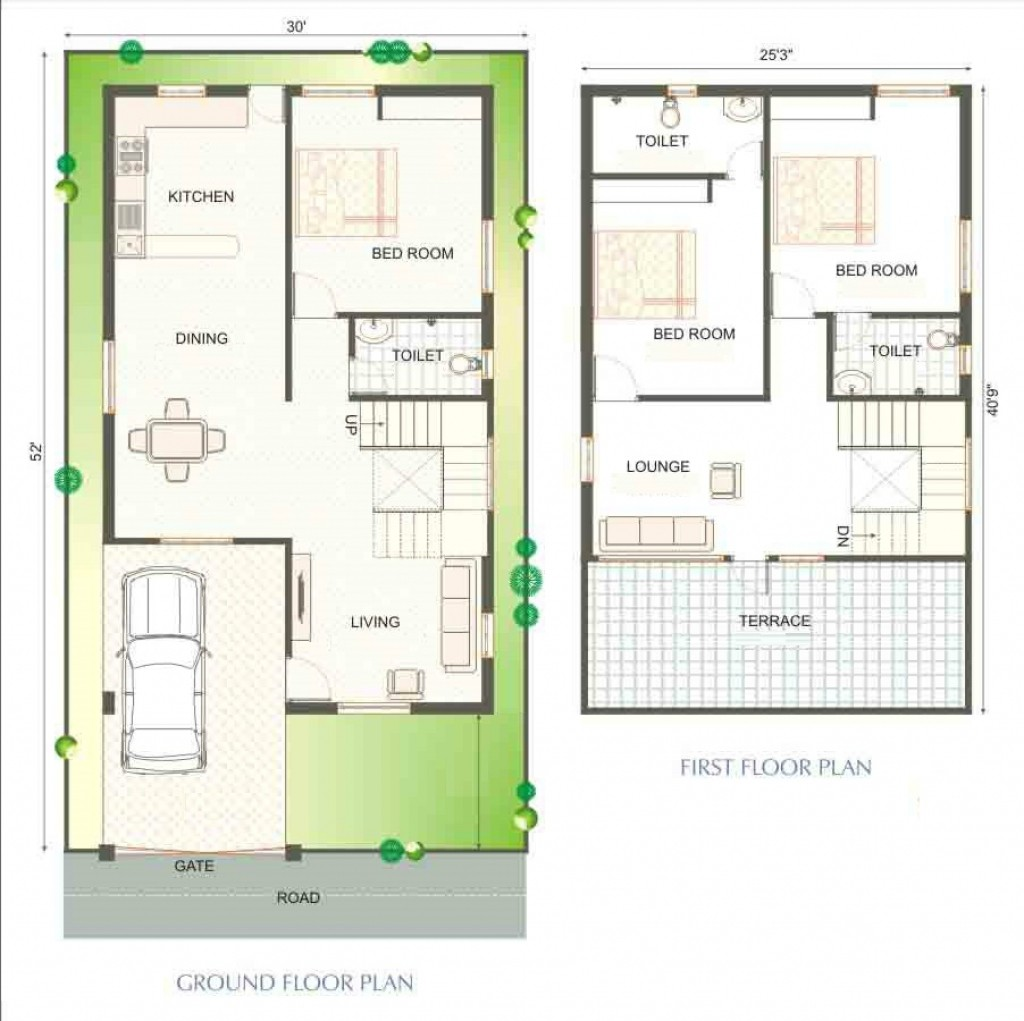 House Plans Bedroom Indian Style Numberedtype