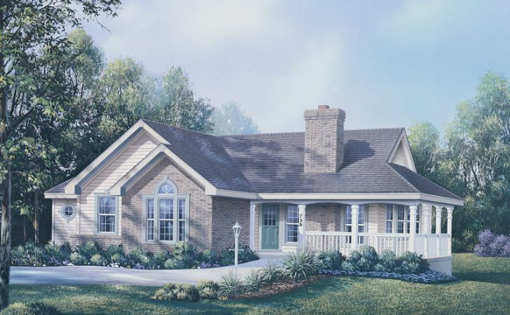 House Plans Ranch Country