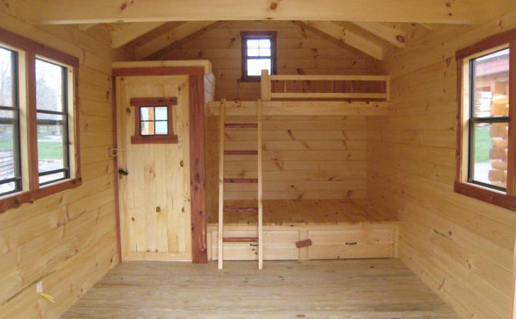 Hunting Cabin Bunk Bed Plans Pdf Woodworking