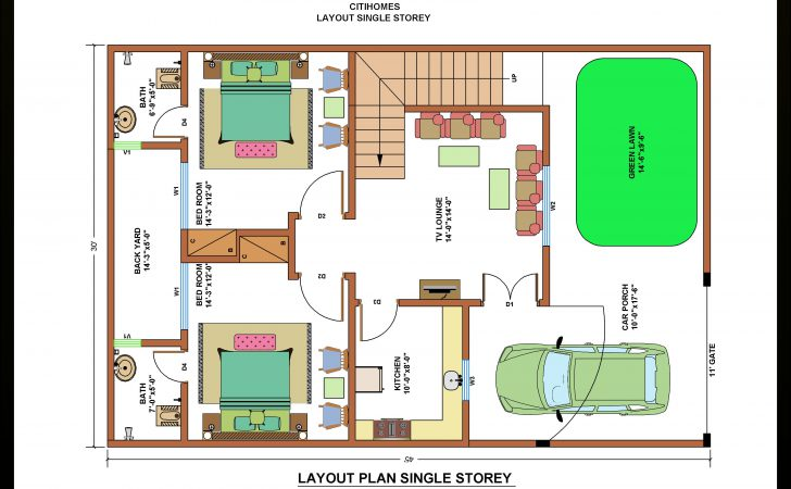 Inspiring House Layout Design Home Building