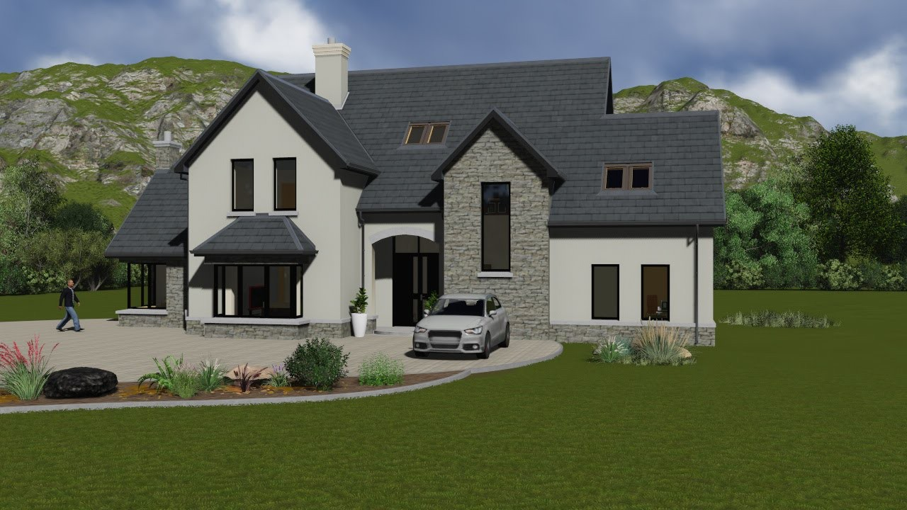 Irish House Plans Youtube