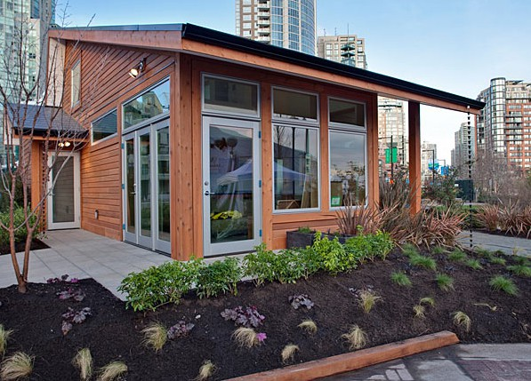 Jetson Green Efficient Small West House