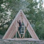 Journal Build Frame Cabin Urban